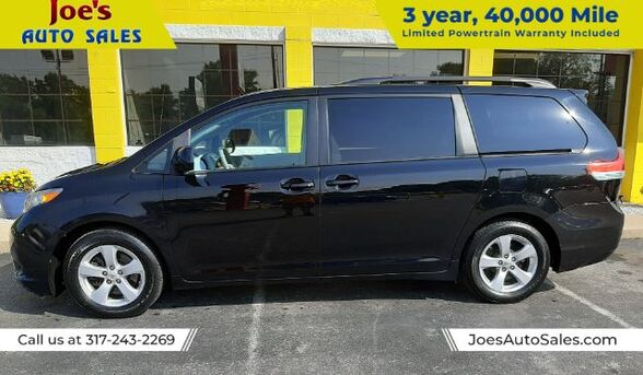 2012_Toyota_Sienna_LE FWD 8-Passenger V6_ Indianapolis IN
