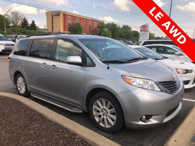 2012 Toyota Sienna LE Cranberry Twp PA