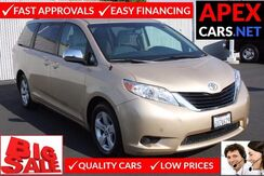2012_Toyota_Sienna_LE_ Fremont CA