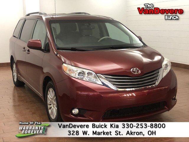 2012 Toyota Sienna Limited Akron OH