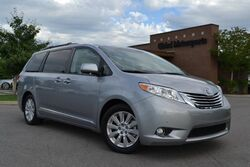 Toyota Sienna Limited/Local 1 Owner Trade/Power Folding 3rd Row/Middle Row Captains/Rear DVD/Dual Sunroofs/Nav/Rear View Cam/Heated Leather/JBL Sound/Wood-Leather Wheel/Loaded 2012