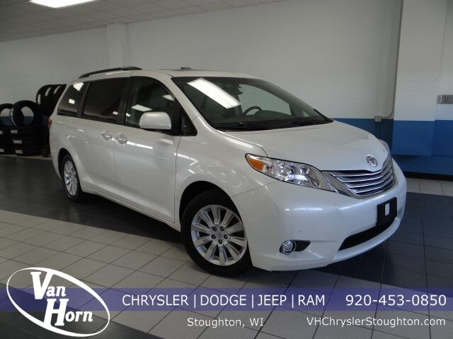 2012 Toyota Sienna Limited Plymouth WI