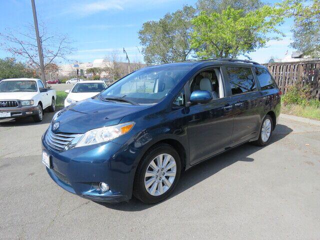 2012 Toyota Sienna Ltd Novato CA