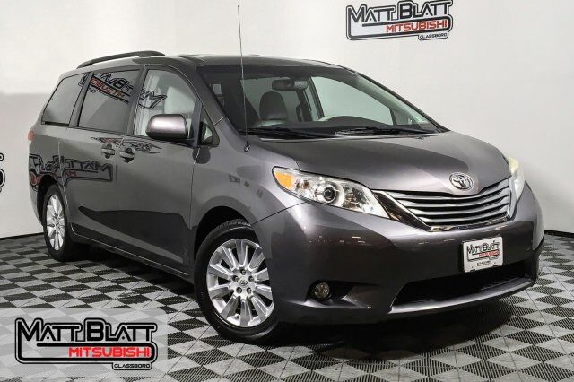 2012 Toyota Sienna Ltd Toms River NJ