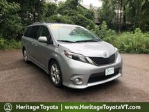 2012 Toyota Sienna SE South Burlington VT