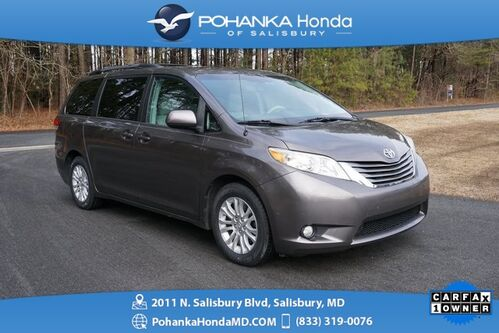 2012_Toyota_Sienna_XLE 7 Passenger_ Salisbury MD