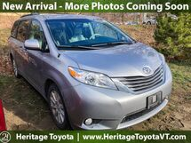 2012 Toyota Sienna XLE AWD South Burlington VT
