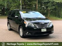2012 Toyota Sienna XLE FWD South Burlington VT