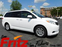 2012_Toyota_Sienna_XLE_ Fishers IN