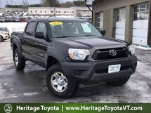 2012 Toyota Tacoma 4WD Double Cab V6 AT South Burlington VT