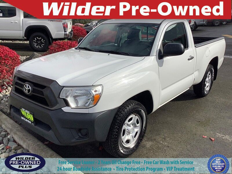 2012 Toyota Tacoma 2WD Port Angeles WA
