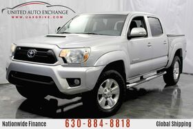 2012_Toyota_Tacoma_4.0L V6 Engine 4WD TRD w/ Rear View Camera, Bluetooth Connectivity, USB & AUX Input_ Addison IL