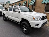 Toyota Tacoma Double Cab Long Bed V6 Auto 4WD 2012