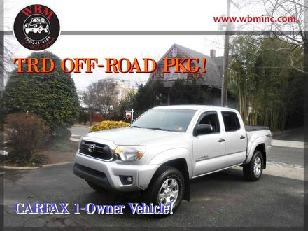2012_Toyota_Tacoma_Double Cab TRD Off-Road_ Arlington VA