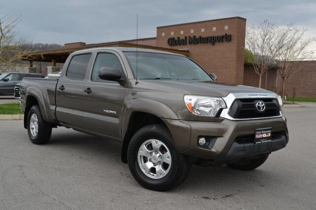 2012 Toyota Tacoma Local Trade/4X4/Rare Long Bed/Highway Miles/Well Maintained/CrewCab/Rear Cam/Automatic/Clean Nashville TN