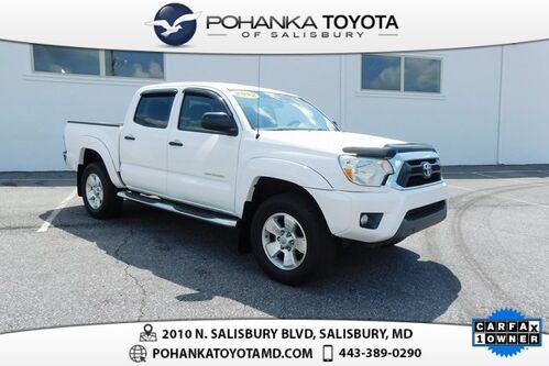 2012_Toyota_Tacoma_PreRunner SR5 PACKAGE_ Salisbury MD