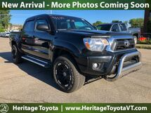 2012 Toyota Tacoma SR5 4WD Double Cab V6 AT South Burlington VT