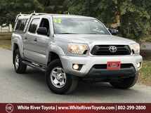 2012 Toyota Tacoma SR5 White River Junction VT