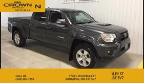 2012_Toyota_Tacoma_TRD Sport **Double Cab** Tri-Fold Tonneau Cover** No Accidents**_ Winnipeg MB