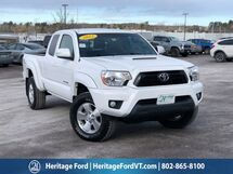 2012 Toyota Tacoma TRD Sport South Burlington VT