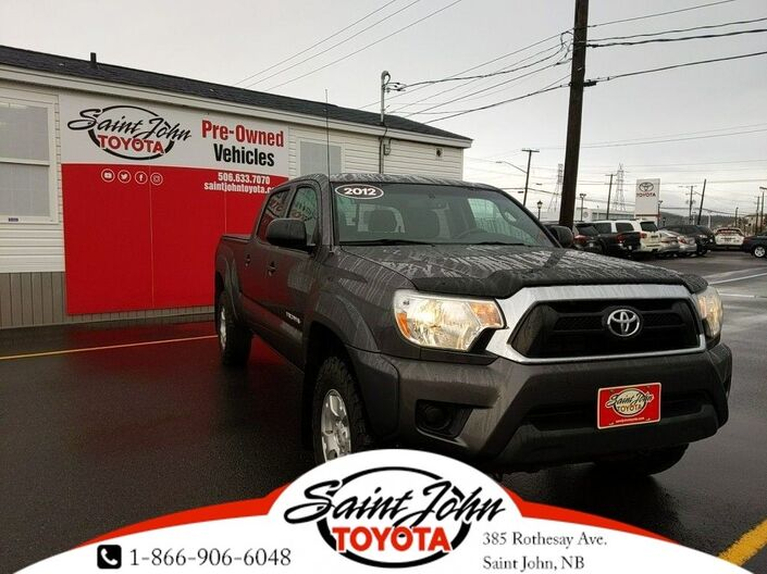 2012 Toyota Tacoma V6 Power Windows & Locks, A/C Saint John NB