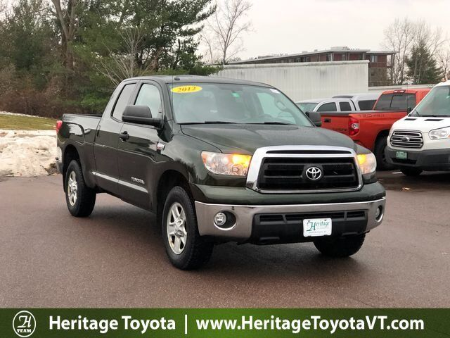2012 Toyota Tundra Double Cab 5.7L V8 6-Spd AT South Burlington VT