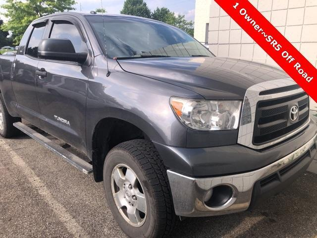 2012 Toyota Tundra 4WD Double Cab 4.6L V8 6-Spd AT Cranberry Twp PA