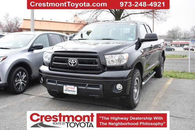 2012 Toyota Tundra 4WD Truck DBL CAB 5.7L V8 TRD Rock Warrior Pompton Plains NJ