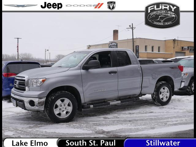 2012 Toyota Tundra 4WD Truck Double Cab 4.6L V8 6-Spd AT (Natl) St. Paul MN