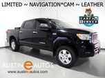 2012 Toyota Tundra CrewMax Limited *NAVIGATION, BACKUP-CAMERA, LEATHER, HEATED SEATS, TOUCH SCREEN, BLUETOOTH PHONE & AUDIO
