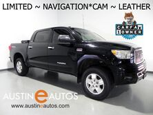 Toyota Tundra CrewMax Limited *NAVIGATION, BACKUP-CAMERA, LEATHER, HEATED SEATS, TOUCH SCREEN, BLUETOOTH PHONE & AUDIO 2012