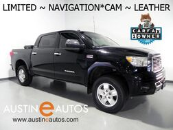 2012_Toyota_Tundra CrewMax Limited_*NAVIGATION, BACKUP-CAMERA, LEATHER, HEATED SEATS, TOUCH SCREEN, BLUETOOTH PHONE & AUDIO_ Round Rock TX