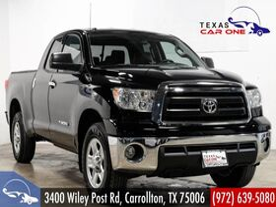 2012_Toyota_Tundra_DOUBLE CAB 4.6L V8 AUTOMATIC BLUETOOTH CRUISE CONTROL AUX/USB INPUT_ Carrollton TX