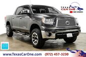 2012 Toyota Tundra LIMITED 5.7L CREWMAX PLATINUM PKG NAVIGATION SUNROOF LEATHER REA