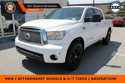 2012_Toyota_Tundra_Limited_ Gainesville GA