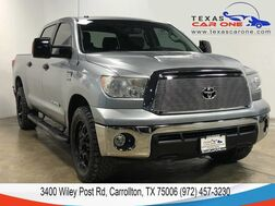 2012_Toyota_Tundra_SR5 5.7L CREW MAX LEATHER REAR CAMERA BLUETOOTH RUNNING BOARDS B_ Carrollton TX