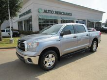 2012_Toyota_Tundra_Tundra-Grade CrewMax 5.7L 2WD CLOTH SEATS, BACKUP CAMERA, CD PLAYER, AUX/USB, CLIMATE CONTROL_ Plano TX
