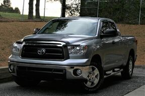 2012 Toyota Tundra Tundra TRD-Off Road 5.7L Double Cab 4WD