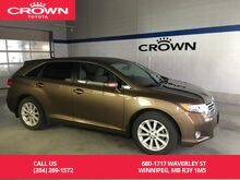 2012_Toyota_Venza_AWD 4Cyl / One Owner / Local / Clean Carproof / Excellent Condition_ Winnipeg MB