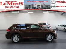 2012_Toyota_Venza_LE_ Green Bay WI