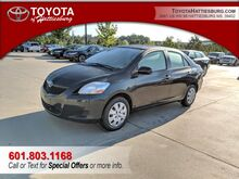 2012_Toyota_Yaris__ Hattiesburg MS