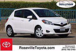 2012_Toyota_Yaris__ Roseville CA