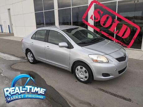 2012 Toyota Yaris Base High River AB