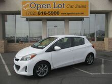 2012_Toyota_Yaris_LE 5-Door AT_ Las Vegas NV