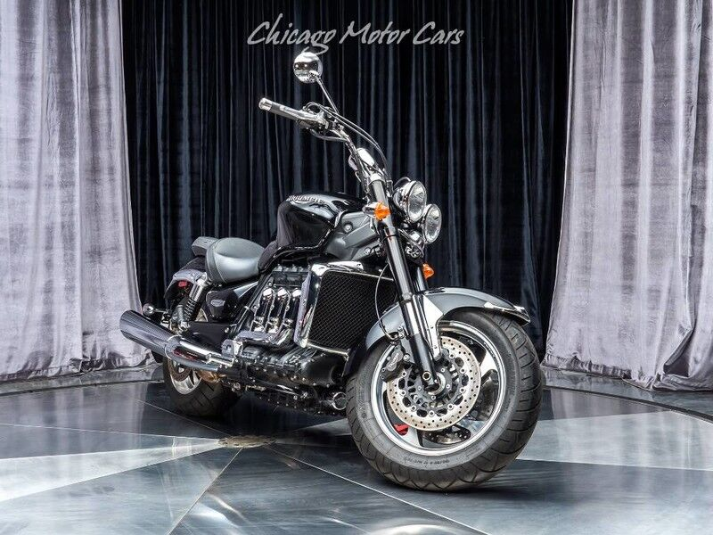 2012_Triumph_Rocket lll_Motorcycle_ Chicago IL