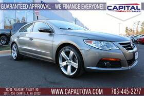 2012_VOLKSWAGEN_CC_Lux Plus PZEV_ Chantilly VA