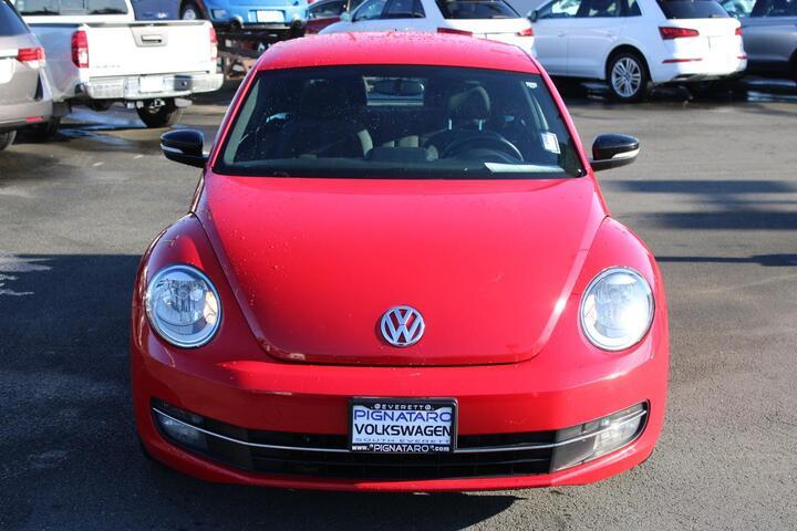 2012 Volkswagen Beetle  Everett WA