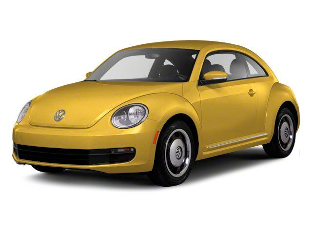 2012 Volkswagen Beetle  Los Angeles CA