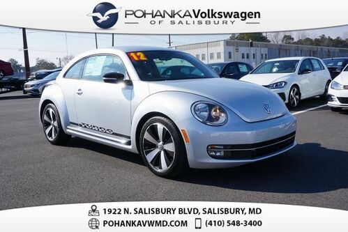 2012_Volkswagen_Beetle_2.0 TSi ** TURBO ** GREAT BUY **_ Salisbury MD