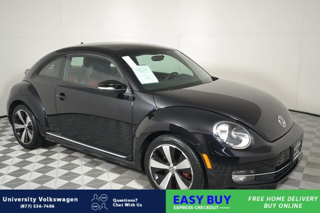 2012 Volkswagen Beetle 2.0 TSi Seattle WA